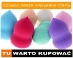 Gąbka do makijażu Beauty Make-Up Blender