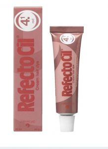 HENNA REFECTOCIL ŻELOWA RED 4.1 - 15ml.