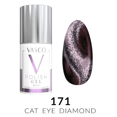 LAKIER HYBRYDOWY VASCO 6ML CAT EYE 171