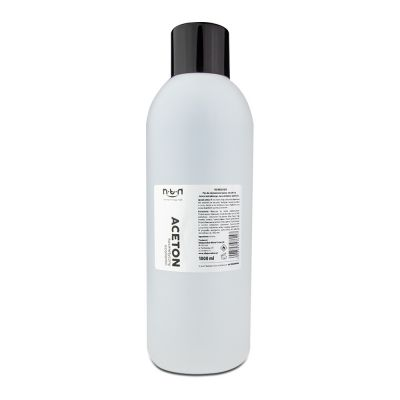 ACETON DO TIPSÓW AKRYLU ŻELU UV/LED HYBRYD 1000 ML