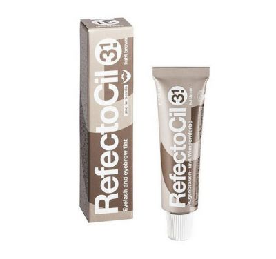 HENNA REFECTOCIL ŻELOWA JASNOBRĄZOWA 3.1 - 15 ML
