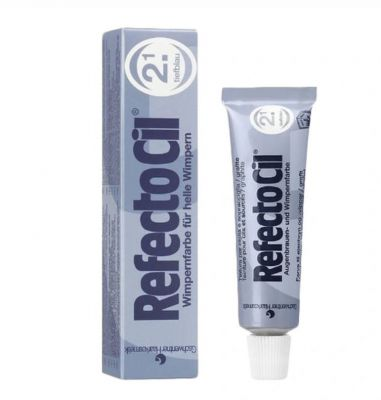 HENNA REFECTOCIL ŻELOWA TIEFBLAU 2.1 - 15 ML
